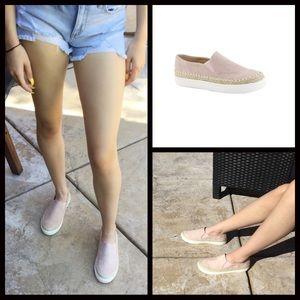Shoes - 5 🌟Addison Espadrille Slip On's